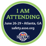 ASSE Safety 2016 Career Center in Atlanta April 26-29, 2016